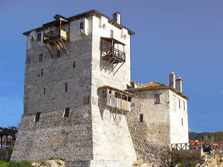 Ouranoupoli Tower