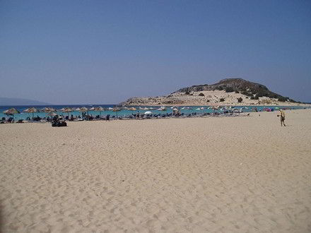 Elafonisos sandy beaches