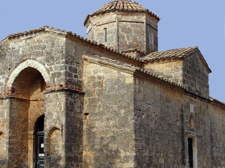 Early Christian churches