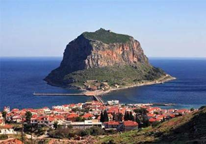 The City of Monemvasia