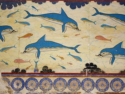 Dolphins - Cycladic civilization